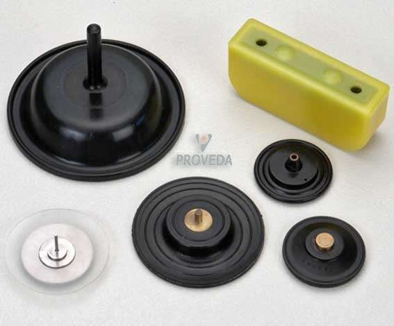 Fabricante de peças em silicone
