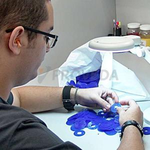 Fabricação de artefatos de borracha